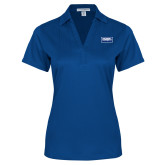 Ladies Royal Performance Fine Jacquard Polo-Standard Logo