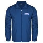 Full Zip Royal Wind Jacket-Standard Logo