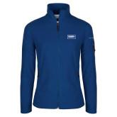 Columbia Ladies Full Zip Royal Fleece Jacket-Standard Logo