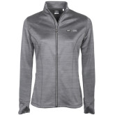 Ladies Callaway Stretch Performance Heather Grey Jacket-Global Luxury