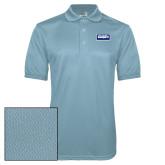 Light Blue Dry Mesh Polo-Standard Logo