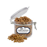Cashew Indulgence Small Round Canister-Global Luxury