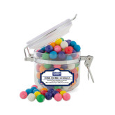 Dubble Bubble Gumballs Small Round Canister-Standard Logo