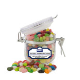 Jelly Belly Small Round Canister-Standard Logo