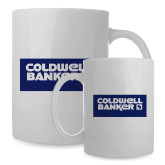 Full Color White Mug 15oz-Standard Logo
