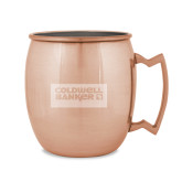 Copper Mug 16oz-Standard Logo Engraved