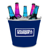 Metal Ice Bucket w/Neoprene Cover-Standard Logo