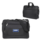 Metro Black Compu Brief-Standard Logo
