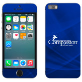 iPhone 5/5s Skin-w/Tag Line