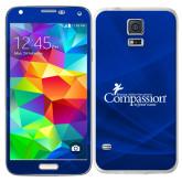 Galaxy S5 Skin-w/Tag Line