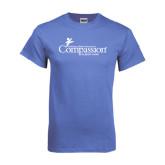 Arctic Blue T Shirt-w/Tag Line