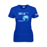 Ladies Royal T Shirt-Changing Their Lives Changed Mine