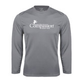 Syntrel Performance Steel Longsleeve Shirt-w/Tag Line