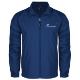 Full Zip Royal Wind Jacket-