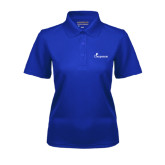 Ladies Royal Dry Mesh Polo-