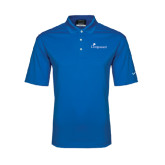 Nike Golf Dri Fit Royal Micro Pique Polo-