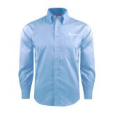 Red House Light Blue Dobby Long Sleeve Shirt-