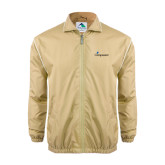 Colorblock Vegas Gold/White Wind Jacket-