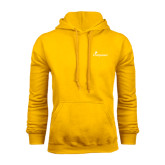 Gold Fleece Hood-