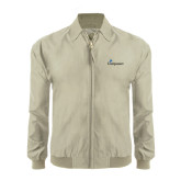 Khaki Players Jacket-