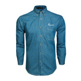 Denim Shirt Long Sleeve-
