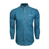 Denim Shirt Long Sleeve-