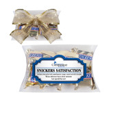 Snickers Satisfaction Pillow Box-w/Tag Line