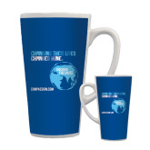 Full Color Latte Mug 17oz-Changing Their Lives Changed Mine