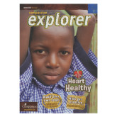 Explore Winter 2012 Magazine-