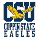 Large Decal-CSU Coppin State Eagles
