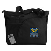 Excel Black Sport Utility Tote-CSU Coppin State Eagles