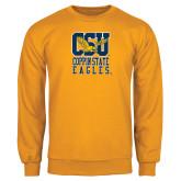 Gold Fleece Crew-CSU Coppin State Eagles