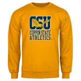 Gold Fleece Crew-CSU Coppin State Athletics