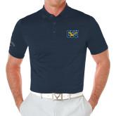Callaway Opti Vent Navy Polo-Official Logo