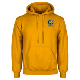 Gold Fleece Hoodie-CSU Coppin State Eagles