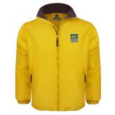 Gold Survivor Jacket-CSU Coppin State Athletics