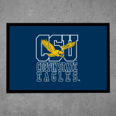 Full Color Indoor Floor Mat-CSU Coppin State Eagles