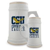 Full Color Decorative Ceramic Mug 22oz-CSU Coppin State Eagles