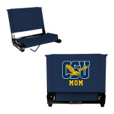 Stadium Chair Navy-Mom
