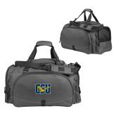 Challenger Team Charcoal Sport Bag-Official Logo