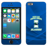 iPhone 5/5s Skin-Texas A&M Corpus Christi Islanders