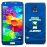 Galaxy S5 Skin-Texas A&M Corpus Christi Islanders
