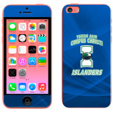 iPhone 5c Skin-Texas A&M Corpus Christi Islanders