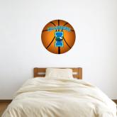 1 ft x 1 ft Fan WallSkinz-Islanders Basketball