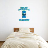 1 ft x 2 ft Fan WallSkinz-Texas A&M Corpus Christi Islanders