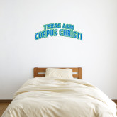 2 ft x 3 ft Fan WallSkinz-Arched Texas A&M Corpus Christi