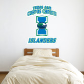 2 ft x 4 ft Fan WallSkinz-Texas A&M Corpus Christi Islanders