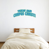 2 ft x 4 ft Fan WallSkinz-Arched Texas A&M Corpus Christi