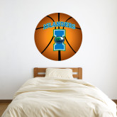 3 ft x 3 ft Fan WallSkinz-Islanders Basketball