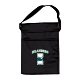 Koozie Black Lunch Sack-Islanders w/I